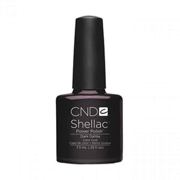 "CND Shellac Color Coat ""Dark Dahlia"""