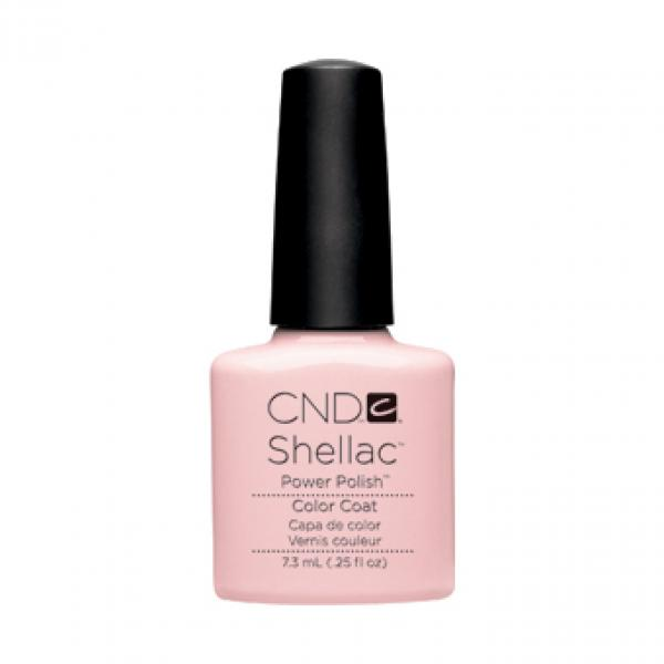 "CND Shellac Color Coat ""Clearly Pink"""
