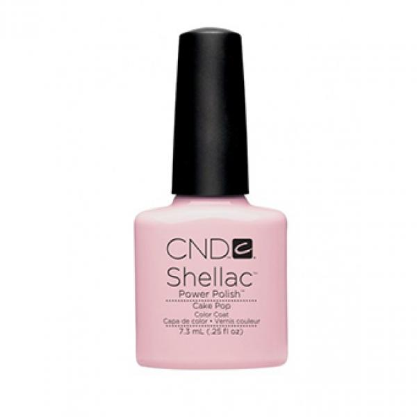 "CND Shellac Color Coat ""Cake Pop"""