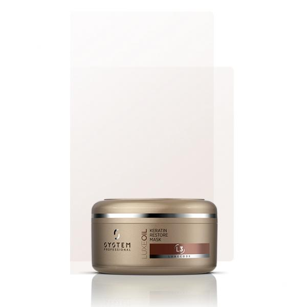 System Professional LuxOil Keratin Protect Mask