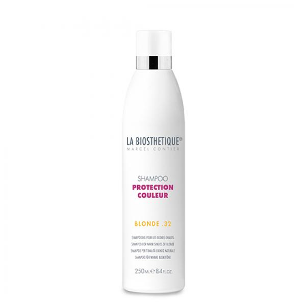 La Biosthetique Protection Couleur Shampoo Blonde .32