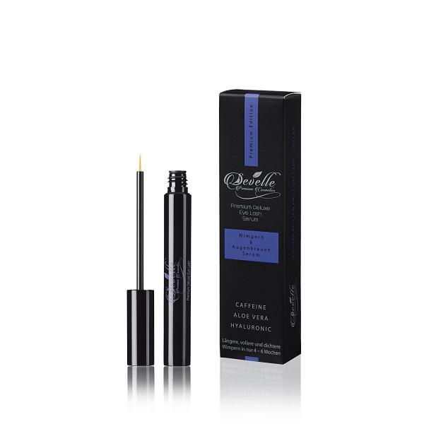Develle Premium Deluxe Eye Lash Serum 4 ml.