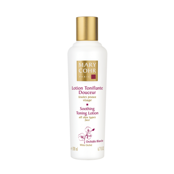 Mary Cohr Soothing Toning Lotion 200ml