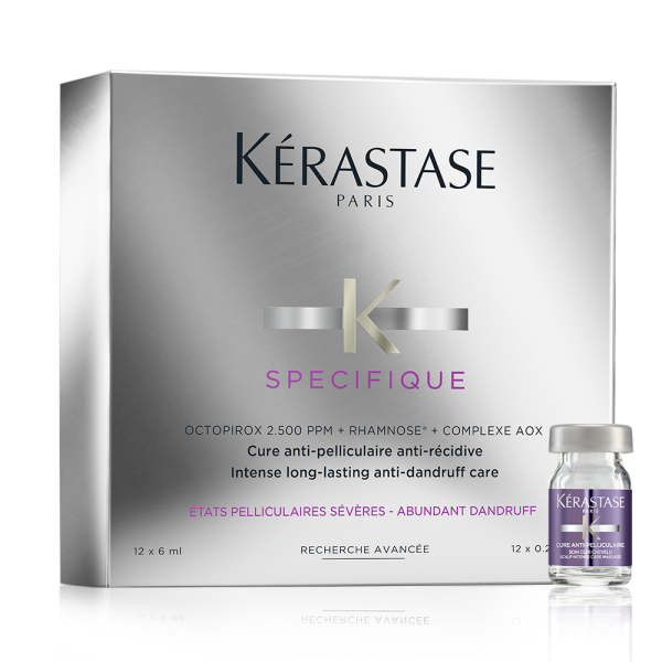 Kerastase Cure Antipelliculaire 12 x 6 ml