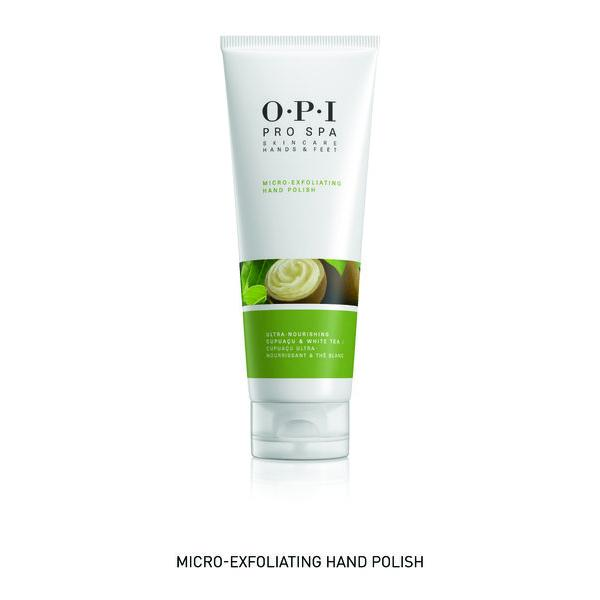 OPI Pro Spa Micro-Exfoliating Hand Polish