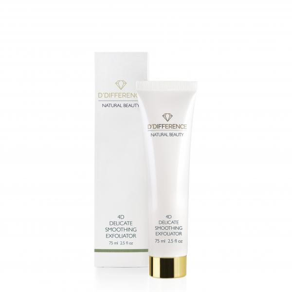 D'Difference 4D Delicate Smoothing Exfoliator