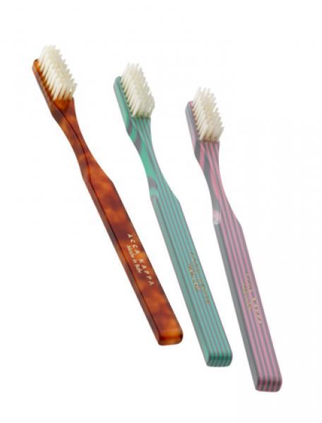 Acca Kappa Toothbrush Handmade/ Soft