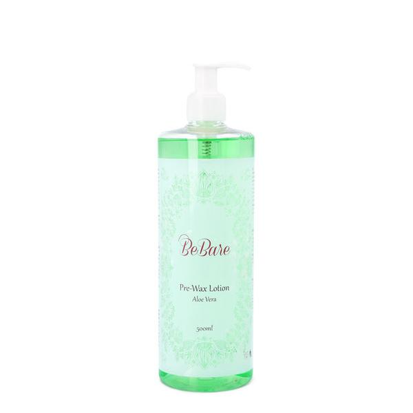 BeBare Pre Wax Lotion Aloe Vera