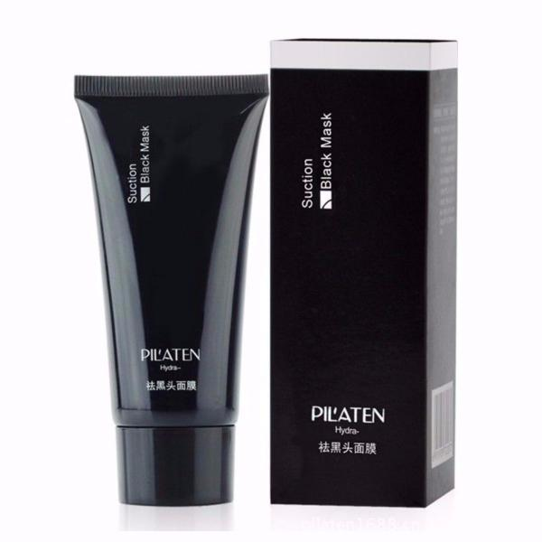 Pilaten Suction Black Mask