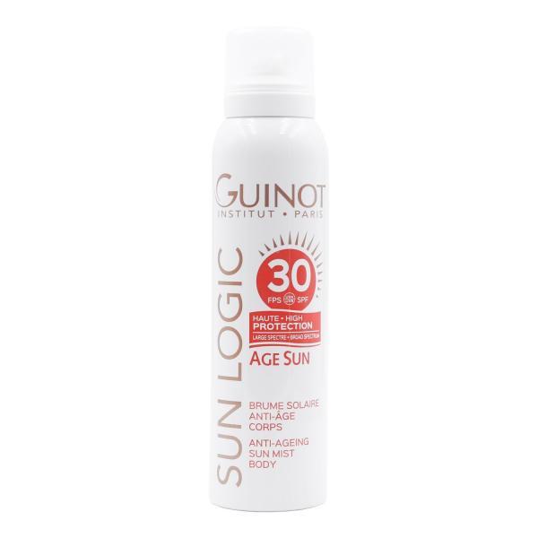 Guinot SunLogic SPF30 Brume Solaire Anti-Age Corps