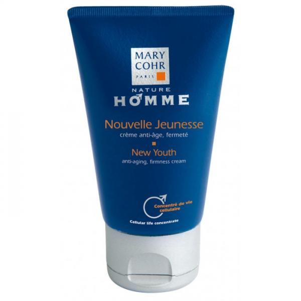 Mary Cohr Homme New Youth Anti-Ageing Cream