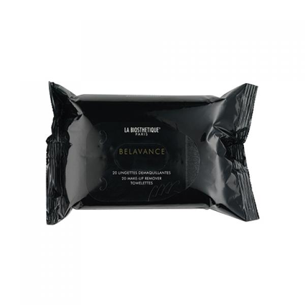 La Biosthetique Belavance Make Up Remover Towelettes