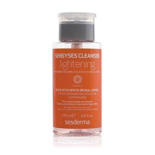 Sesderma Sensyses Cleanser Lightening