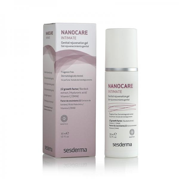 SesDerm Nanocare Intimate Rejuvenating Gel