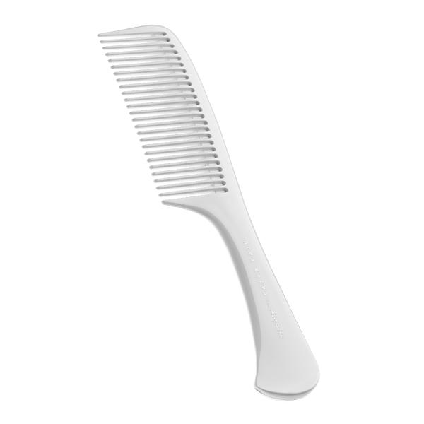 Acca Kappa Professional PELLUCID HANDLE MEDIUM TOOTH COMB