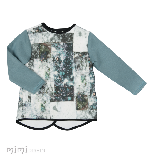 Mimi Jumper with press buttons