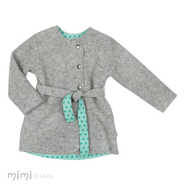 Mimi Coat Light grey