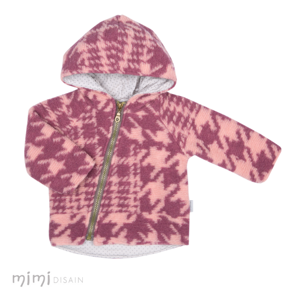 Mimi Jacket Wool Pink