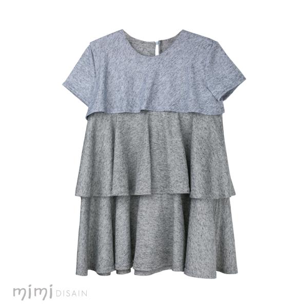 Mimi Tinkerbell Jersey Grey/Blue
