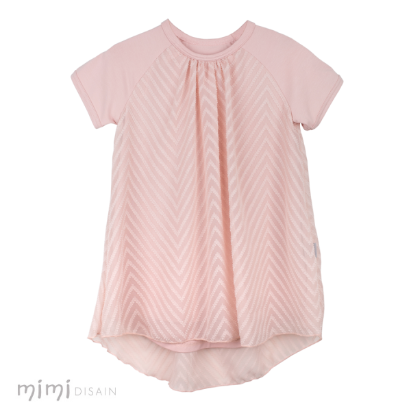 Mimi Laura Dress Pink