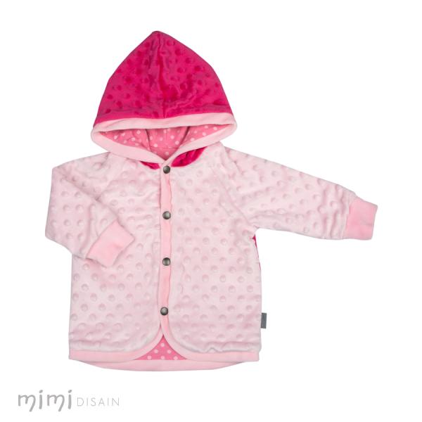 Mimi MUMMU Jacket Pink