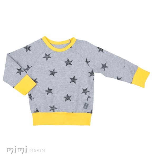 Mimi Jumper Reket Stars Yellow