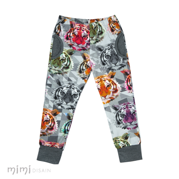 Mimi Pants Terry Tigers