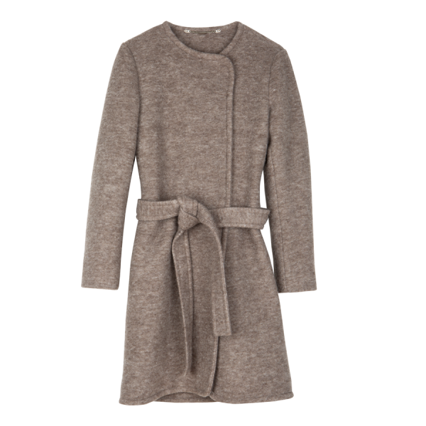 Mimi Women´s Coat Wool Beige