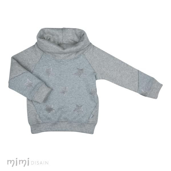 Mimi Jumper Grey Star