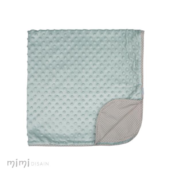 Mimi Baby Blanket Mummu Green
