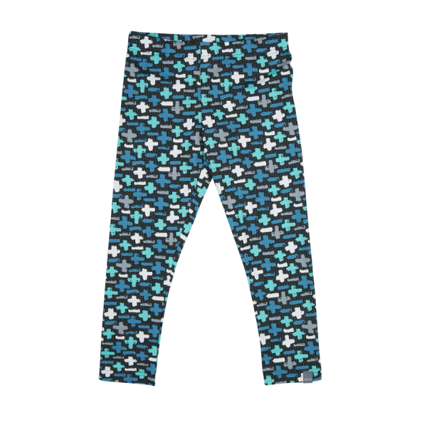 Mimi Leggings Blue Plus