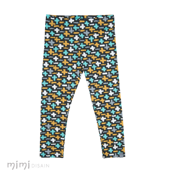 Mimi Leggings Yellow Plus
