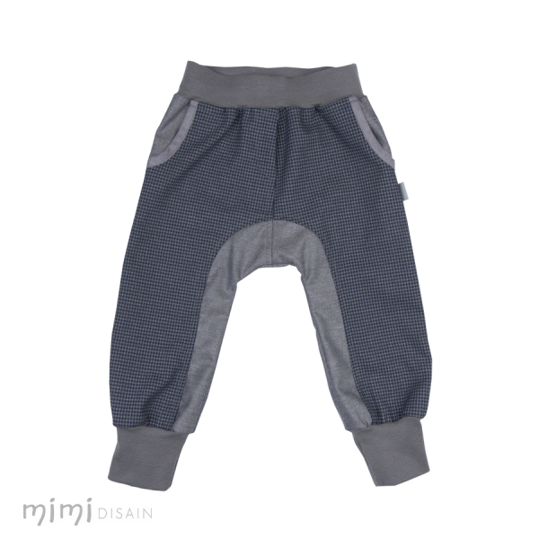 Mimi Baggies Blue/Grey
