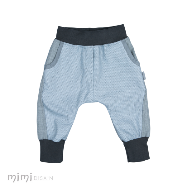 Mimi Baggies Light Blue