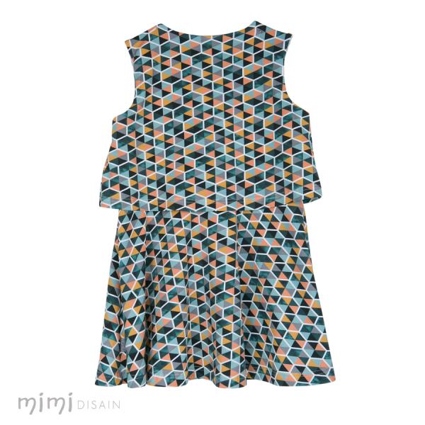 Mimi Dress Kelly Geo