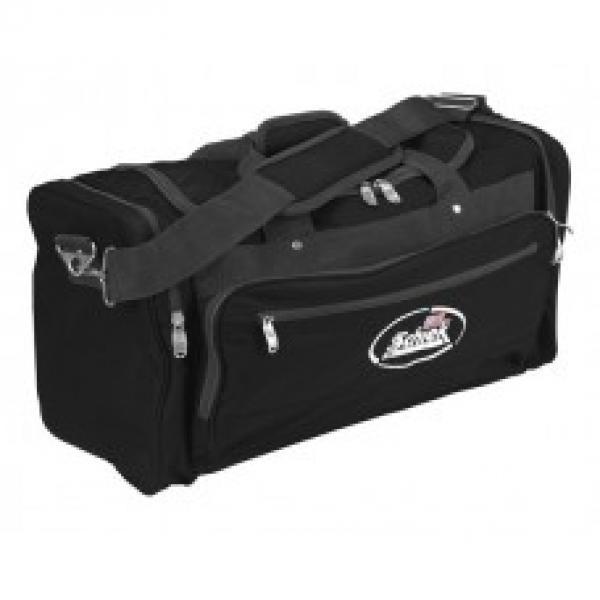 Schiek Deluxe Gym Bag Black