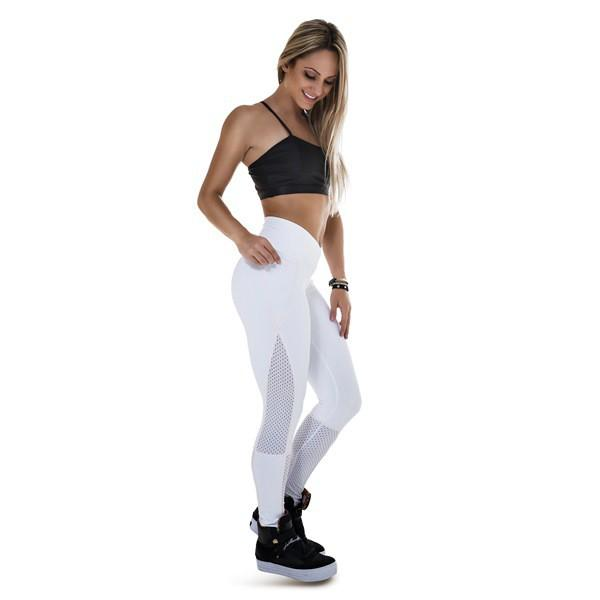 ICE BREAKER Legging in WHITE suurus S