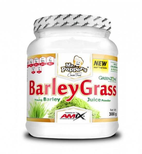 Mr.Popper's Barley Grass Juice Powder 300g