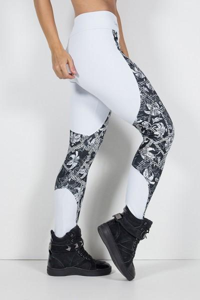 LABELLAMAFIA Legging S WHITE