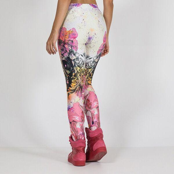Legging All Flowers S