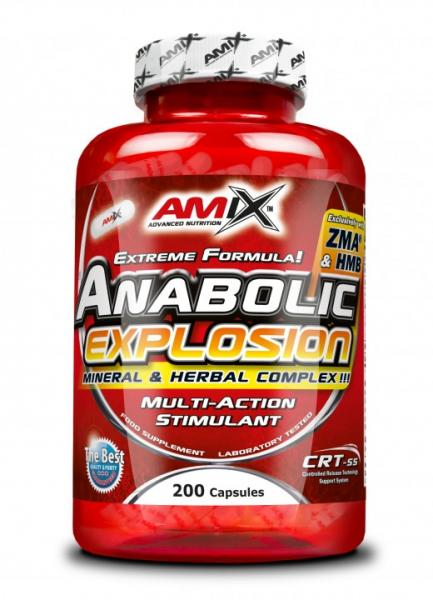 Anabolic Explosion Complex 200cps
