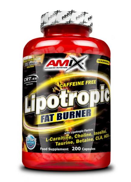 Lipotropic Fat Burner