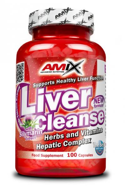 Liver Cleanse 100cps