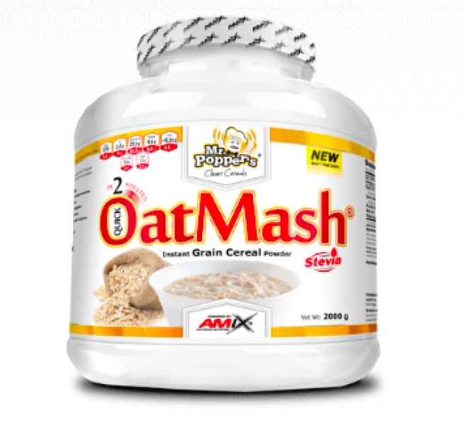 Mr.Popper´s-OatMash® 2kg