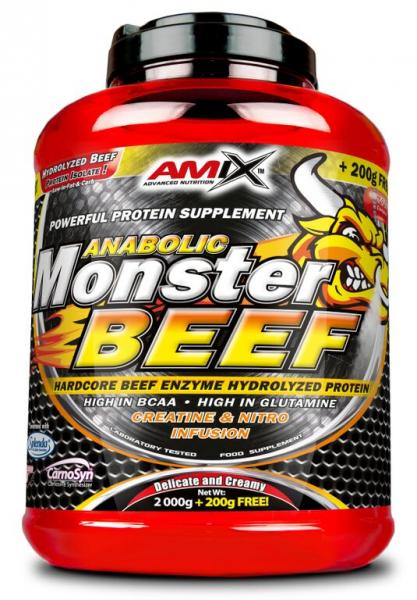 Anabolic Monster BEEF 90% Protein 2,2kg