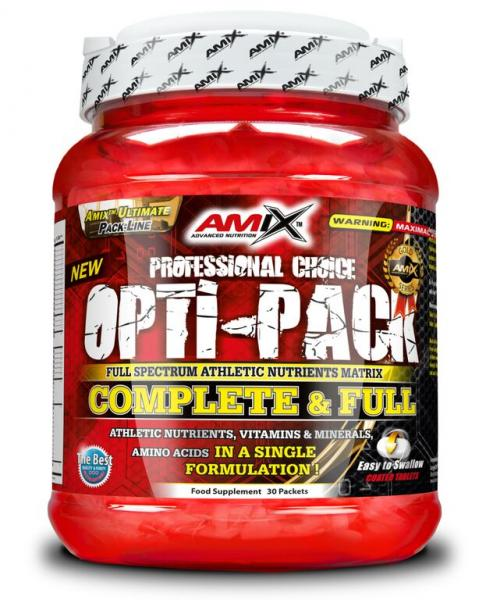 OPTI-PACK Complete Full 30 Days