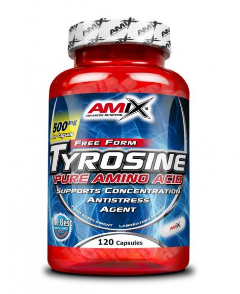 Tyrosine 500mg 120cps