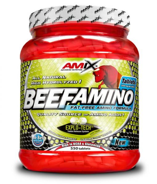 BEEF Amino Tablets 550tbl