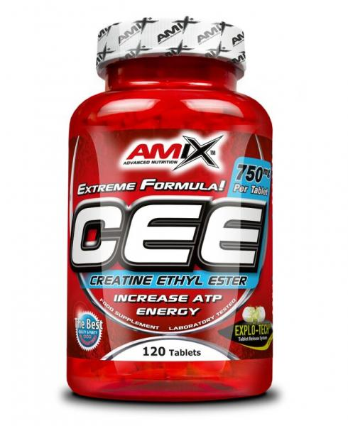 CEE Creatine Ethyl Ester 125cps