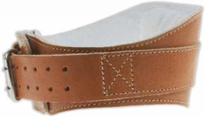 Schiek Leather Contour Belt